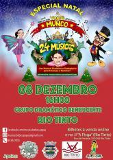 A Volta Mundo 24 Músicas Especial Natal