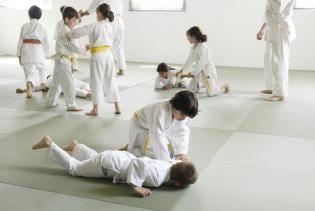 Aikido Crianças Isshin Dojo LX Factory