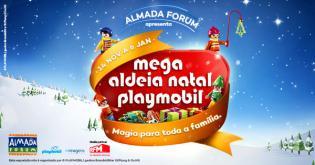 aldeia natal playmobil