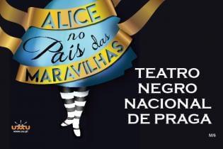 Alice País das Maravilhas, pelo Teatro Negro Nacional Praga