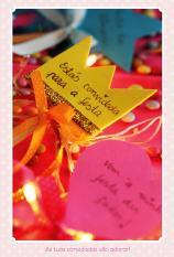 Aprendam a fazer convites para festas de Princesas e Fadas