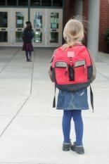 Aproxima-se primeiro dia aulas está mais nervoso filho?