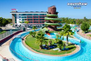 Aquashow Park - pura diversão miúdos graúdos