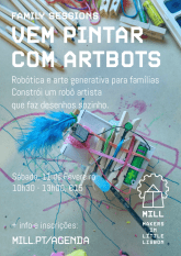 ARTBOTS Makers in Little Lisbon