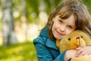 As criancas expressão emocional