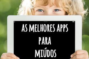 As melhores apps criancas