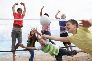 As melhores escolas desporto criancas