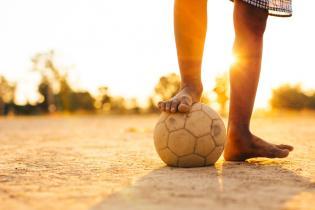 As melhores escolas futebol filho (ou filha)