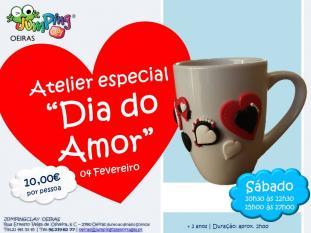 ATELIER ESPECIAL Dia Amor