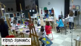 Ateliers Pintura Férias Verão