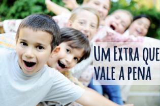 Atividade extra curriculares - extra vale pena