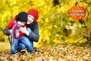 Atividades as criancas família mês outubro