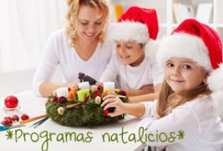 Atividades as criancas Natal família