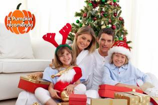 Atividades família mês Dezembro 2012