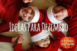 Atividades família mês Dezembro 2013