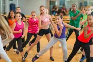 Aulas Dança Criativa