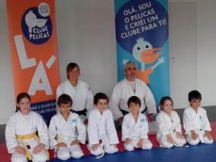 Aulas Judo Clube Pelicas