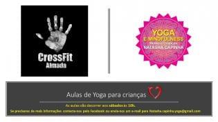 Aulas Yoga Crianças CrossFit Almada