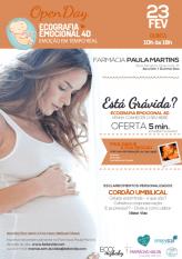 Bebé Vida apoia Open Day Azurém