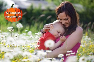 Bebés Mamãs postos próximo fim semana