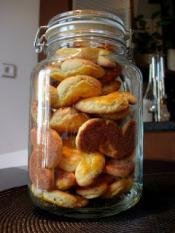 Biscoitos Azeite