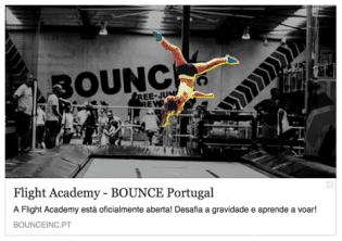 BOUNCE Flight Academy