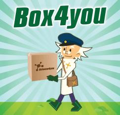 Box4you - novo servico subscricão brinquedos domicílio