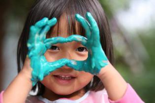 Brincar Sensorial: brincar estimulando todos sentidos