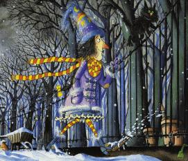 bruxa Mimi Inverno