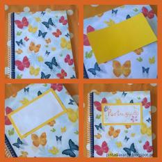 Cadernos originais personalizados Regresso às Aulas