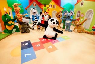 Canal Panda Celebra Halloween