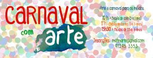 Carnaval Arte bébés crianças por Maria Matina