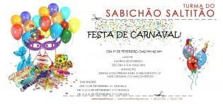 Carnaval Sabichão Saltitão
