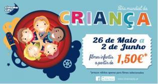 Celebre Dia Criança Cinema City