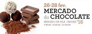 Chocolate artesanal regressa Mercado Vila Cascais