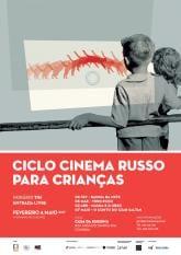 Ciclo Cinema Russo Crianças