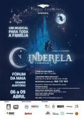 Cinderela Musical Fórum Maia