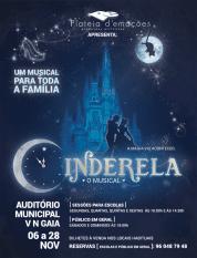 Cinderela, musical Gaia