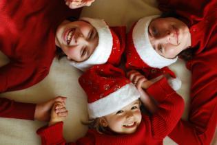 Como ensinar às criancas verdadeiros valores natalícios