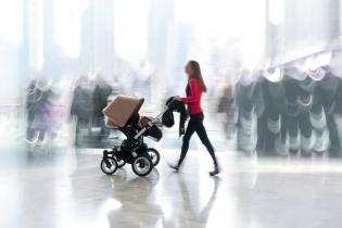 Como escolher carrinho bebé?