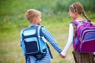 Como escolher melhor mochila as criancas