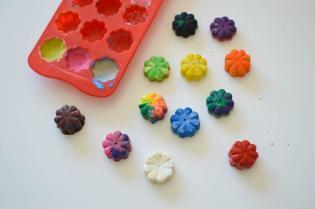 Como fazer lápis cera reciclados
