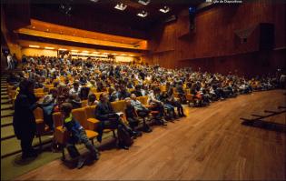Concerto famílias Fantasias Metáforas Grande Auditório Fundação Calouste Gulbenkian