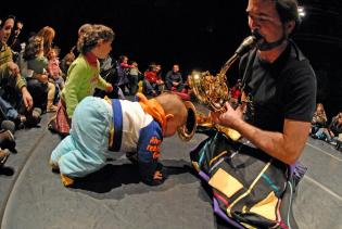Concertos Bebés Centro Cultural Olga Cadaval