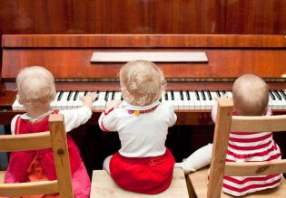 Concertos Música bebés criancas