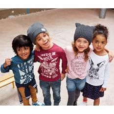 Conheca nova Colecão La Redoute criancas felizes