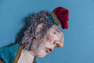 Contos por fio Marionetas Olga Neves