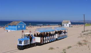 Costa Caparica: praia muito mais