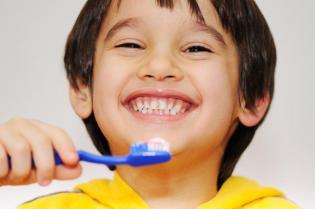 Criancas dentistas