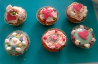Cupcakes mham, mham